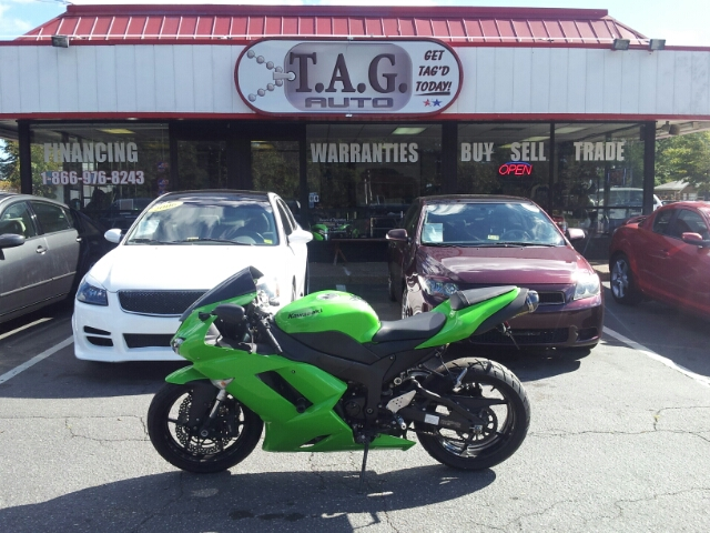 2007 Kawasaki ZX600  - Virginia Beach VA