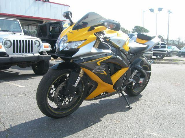 2008 Suzuki GSXR-600  - Virginia Beach VA