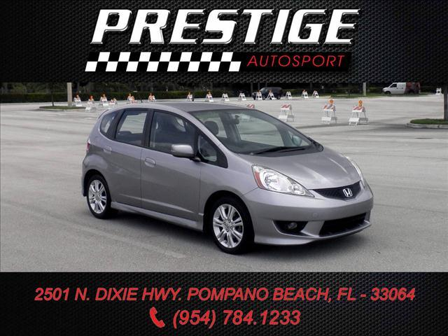 2009 Honda Fit S - Pompano Beach FL