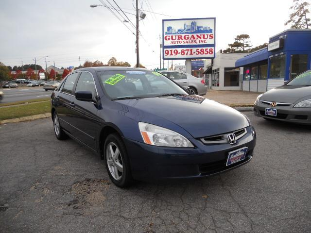 2004 Honda Accord EX sedan AT - RALEIGH NC