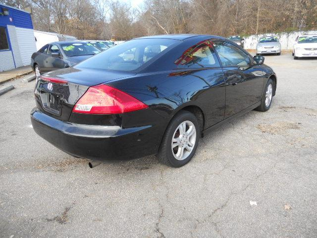 2007 Honda Accord EX coupe AT - RALEIGH NC