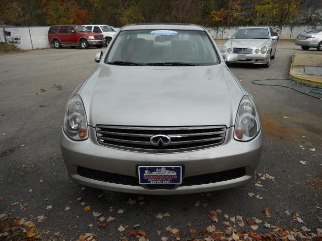 2005 Infiniti G35 Sedan x AWD - RALEIGH NC