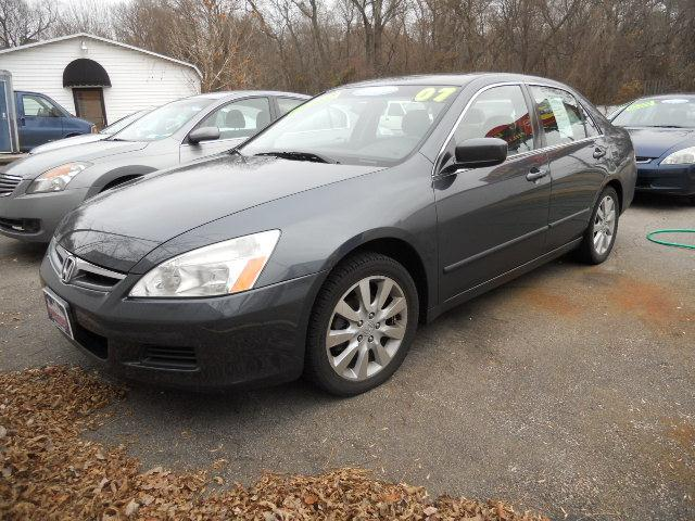2006 Honda Accord EX V-6 Sedan AT w/ Nav System/ - RALEIGH NC