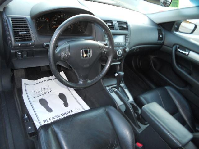 2004 Honda Accord EX V-6 Coupe AT with XM Radio - RALEIGH NC