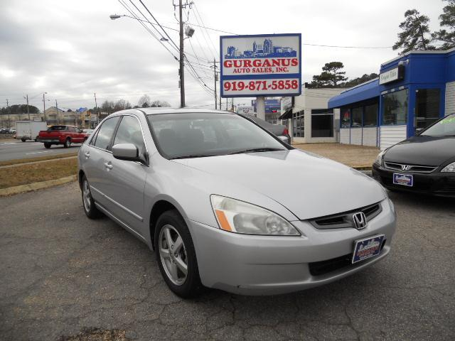 2003 Honda Accord EX sedan AT - RALEIGH NC