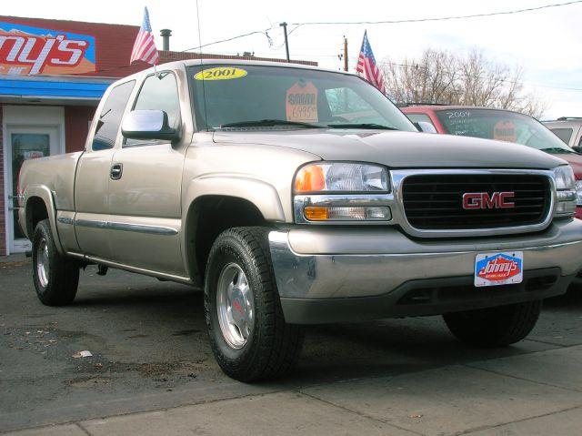 2001 GMC Sierra 1500 SLE Ext. Cab Short Bed 4WD - Englewood CO