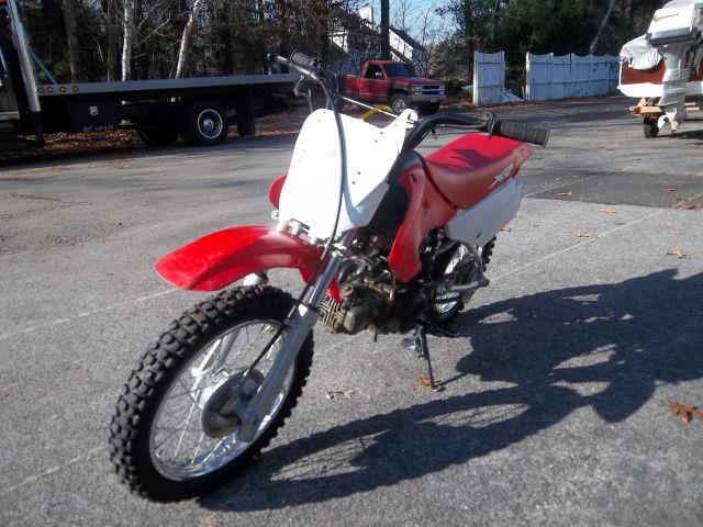 2001 Honda XR70 XR 70 Kids Dirt Bike Will Trade - Westford MA