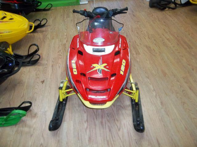 2002 Polaris Edge X 120 kids Will Trade - Westford MA