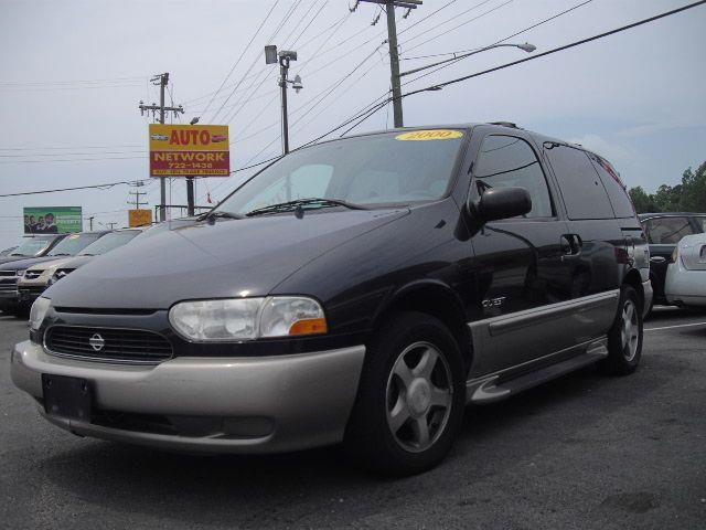 2000 Nissan Quest Van GXE - Petersburg VA