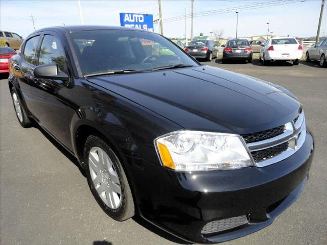 2012 DODGE AVENGER SE black come and check it out today lowest prices in the state you wont fin