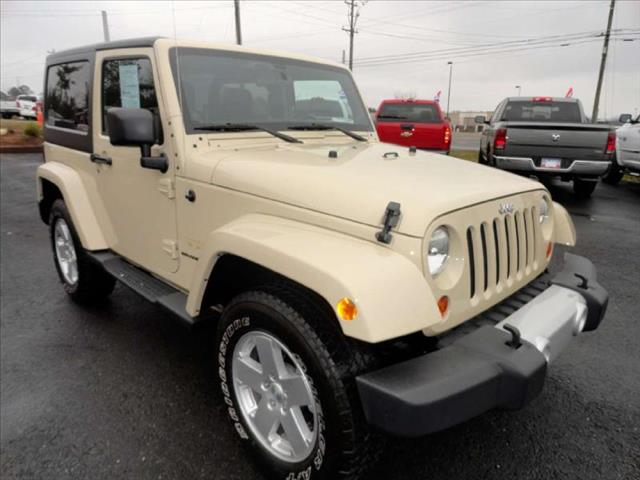 2012 JEEP WRANGLER ARCTIC tan come and check it out today lowest prices in the state you wont f