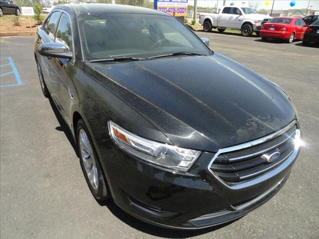 2013 FORD TAURUS LIMITED FWD black come and check it out today lowest prices in the state you wo