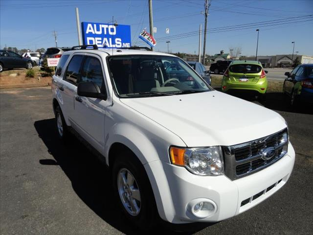 2012 FORD ESCAPE FWD XLT white come and check it out today lowest prices in the state you wont 