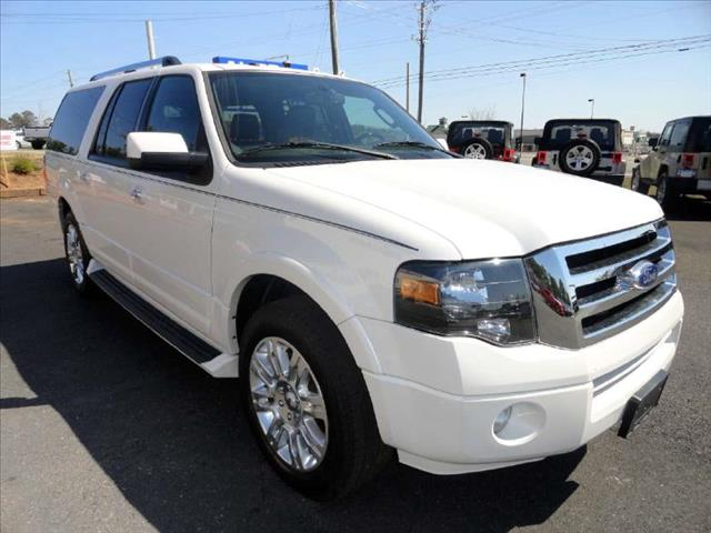 2011 FORD EXPEDITION EL 2WD LIMITED white come and check it out today lowest prices in the state