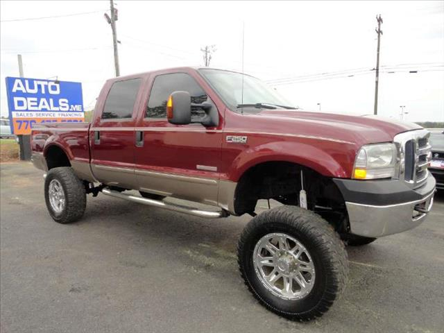 2004 FORD F250 LARIAT W FX4 OFF ROAD PKG burg come and check it out today lowest prices in the s