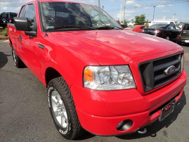 2008 FORD F150 SXT red come and check it out today lowest prices in the state you wont find a be