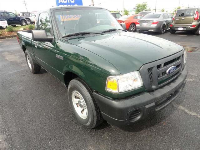 2008 FORD RANGER 2WD REG CAB XLT green come and check it out today lowest prices in the state yo