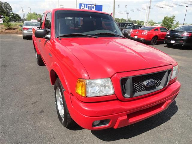 2004 FORD RANGER SUPERCAB 40L EDGE red come and check it out today lowest prices in the state y