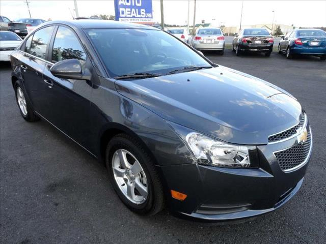 2013 CHEVROLET CRUZE AUTO LT grey come and check it out today lowest prices in the state you won