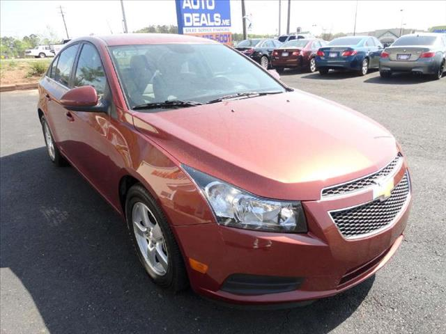 2013 CHEVROLET CRUZE AUTO 1LT rust come and check it out today lowest prices in the state you wo