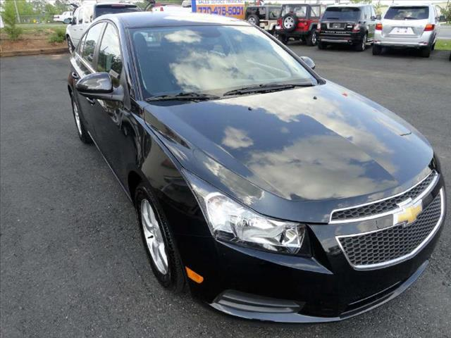2013 CHEVROLET CRUZE AUTO LT black come and check it out today lowest prices in the state you wo
