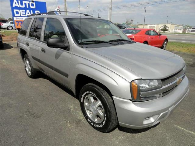 2005 CHEVROLET TRAILBLAZER 2WD LS silver come and check it out today lowest prices in the state