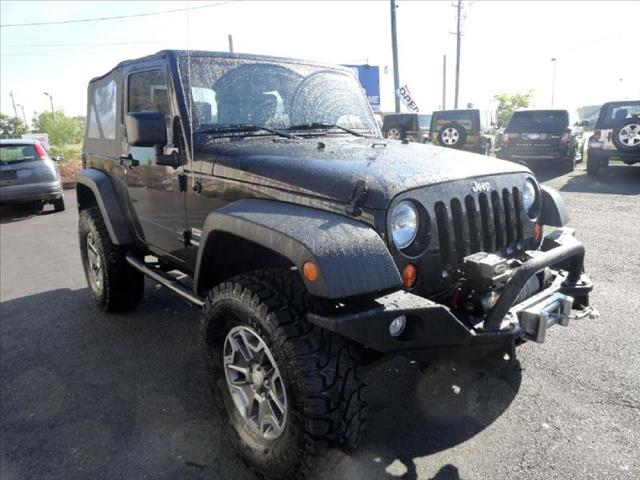 2010 JEEP WRANGLER MOUNTAIN black come and check it out today lowest prices in the state you won