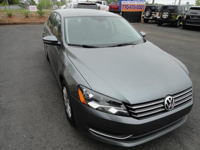 2012 VOLKSWAGEN PASSAT 25 SE gray come and check it out today lowest prices in the state you wo
