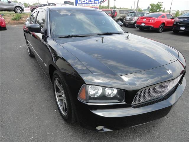 2006 DODGE CHARGER RT RWD black come and check it out today lowest prices in the state you won