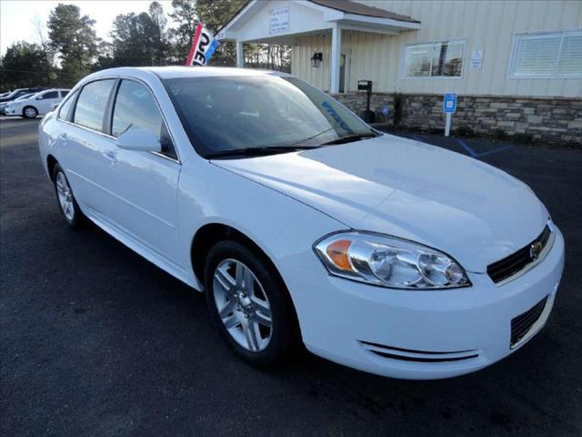 2012 CHEVROLET IMPALA SEDAN white come and check it out today lowest prices in the state you won