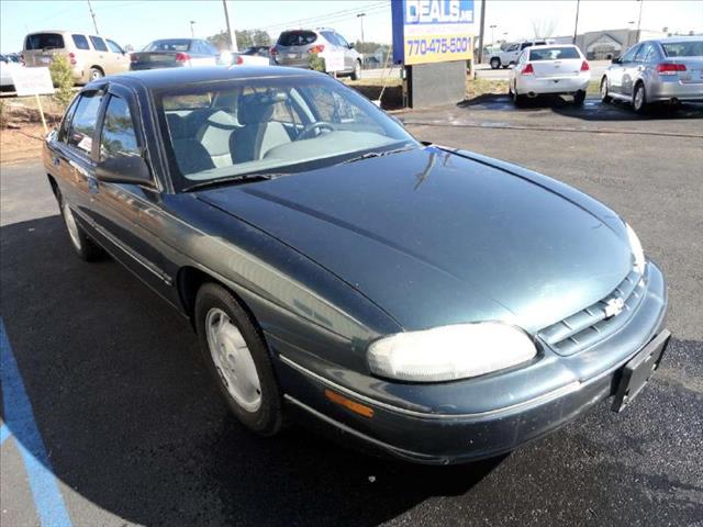 1996 CHEVROLET LUMINA green come and check it out today lowest prices in the state you wont fin