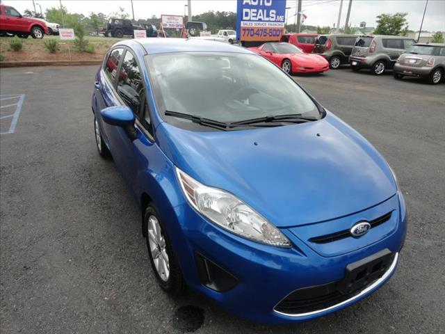 2011 FORD FIESTA HB SE blue come and check it out today lowest prices in the state you wont find
