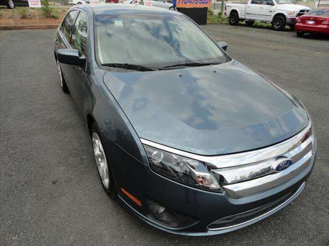 2011 FORD FUSION SE FWD blue come and check it out today lowest prices in the state you wont fi