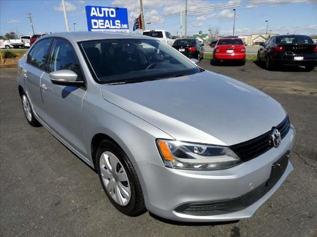 2012 VOLKSWAGEN JETTA AUTO SE silver come and check it out today lowest prices in the state you