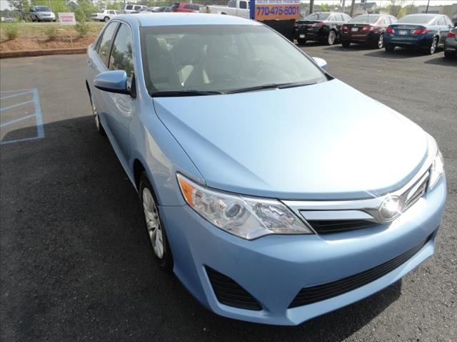 2012 TOYOTA CAMRY LE blue come and check it out today lowest prices in the state you wont find