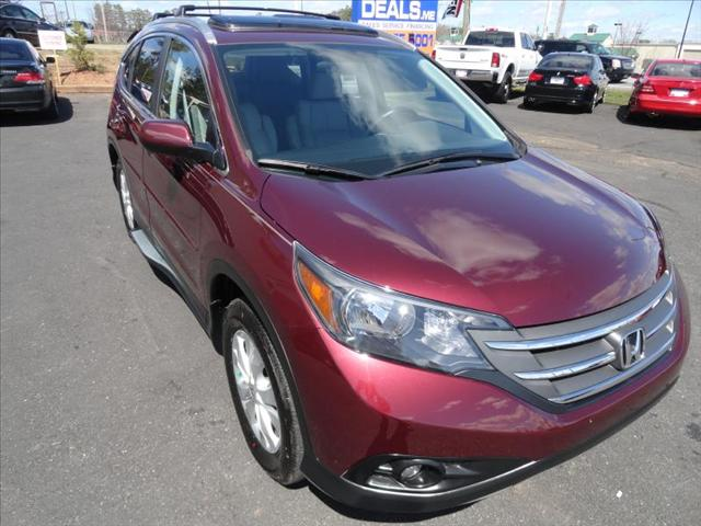 2012 HONDA CR-V EX-L WNAVI burg come and check it out today lowest prices in the state you won