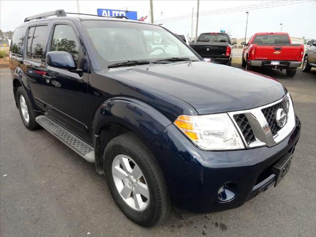 2008 NISSAN PATHFINDER V6 SE OFF ROAD dkblue come and check it out today lowest prices in the sta