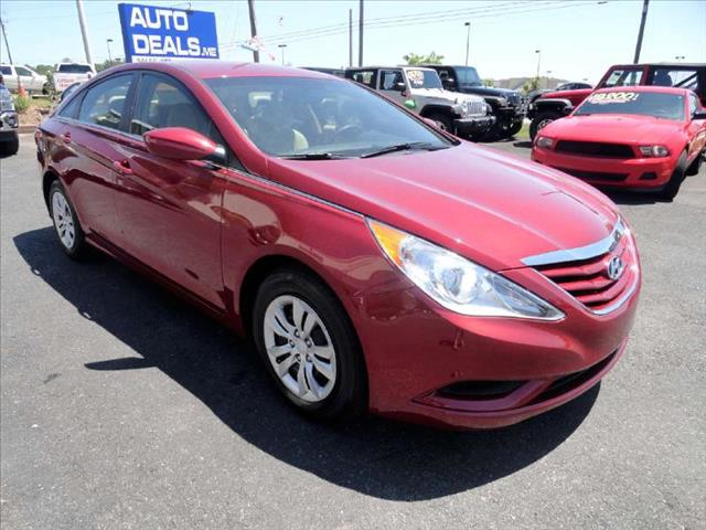 2012 HYUNDAI SONATA 24 GLS burg driver air bag passenger air bag front side air bag front head