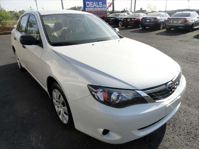 2008 SUBARU IMPREZA SEDAN white come and check it out today lowest prices in the state you wont