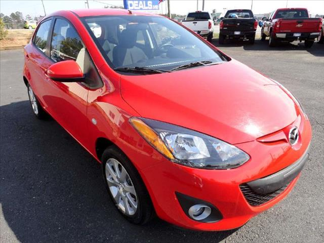 2013 MAZDA 2 HB TOURING red come and check it out today lowest prices in the state you wont fin