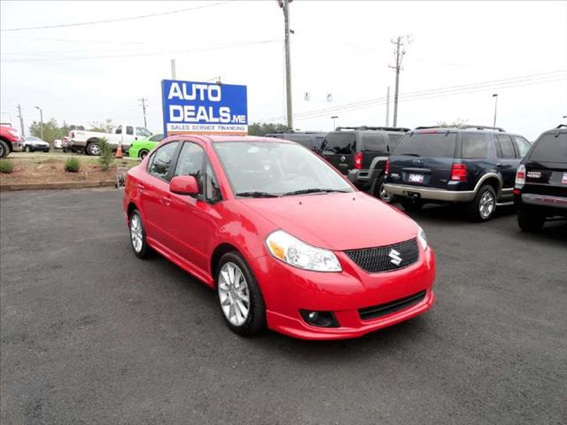 2011 SUZUKI SX4 SPORT red come and check it out today lowest prices in the state you wont find 