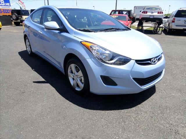 2013 HYUNDAI ELANTRA AUTO GLS blue come and check it out today lowest prices in the state you wo