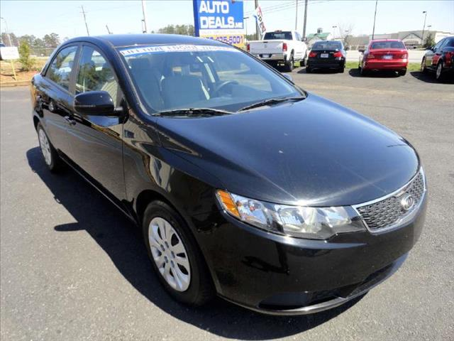2012 KIA FORTE EX black come and check it out today lowest prices in the state you wont find a