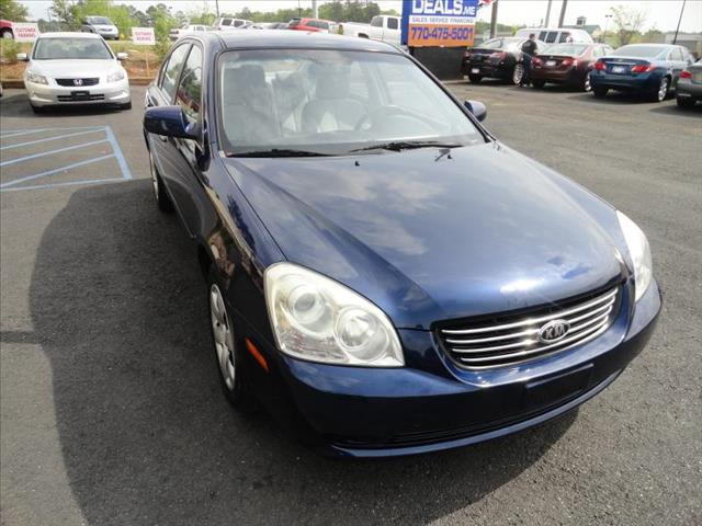 2008 KIA OPTIMA SEDAN blue come and check it out today lowest prices in the state you wont find