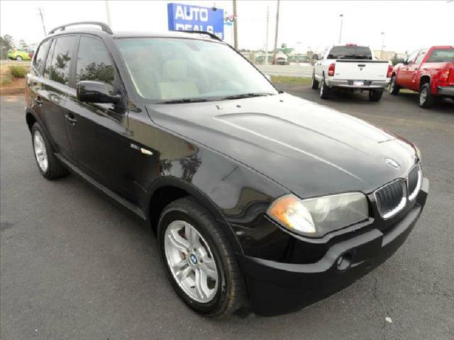 2004 BMW X3 30I black come and check it out today lowest prices in the state you wont find a b
