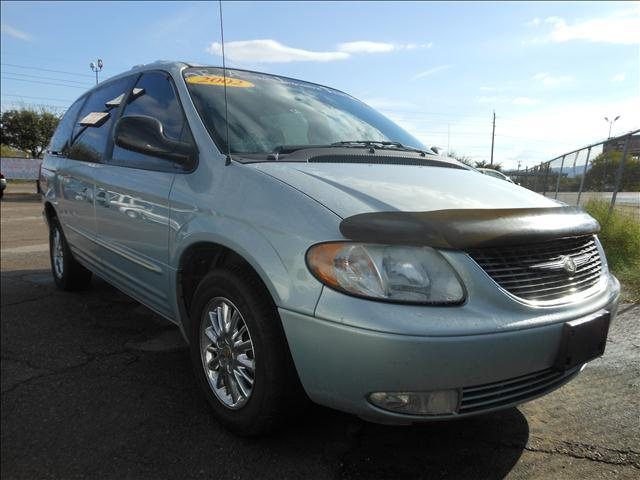 2002 Chrysler Town & Country Limited - Henderson NV