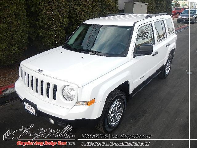 Tothego - 2011 Jeep Patriot_1