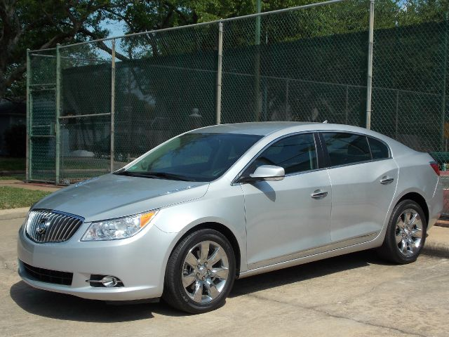 2013 BUICK LACROSSE PREMIUM PACKAGE 3 WLEATHER silver metallic  all internet prices are reduc