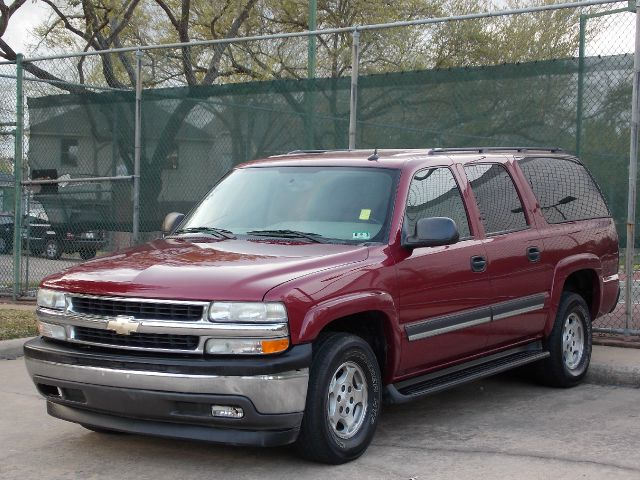 2005 CHEVROLET SUBURBAN 1500 2WD red  all internet prices are reduced for cash cashiers check