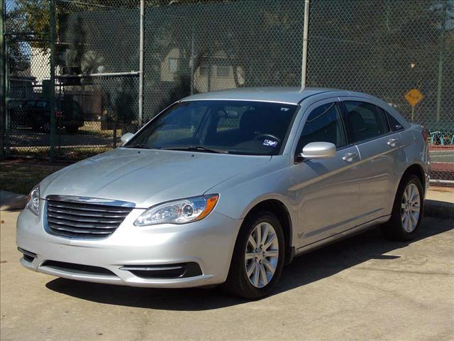 2012 CHRYSLER 200 TOURING silver  all internet prices are reduced for cash cashiers check or